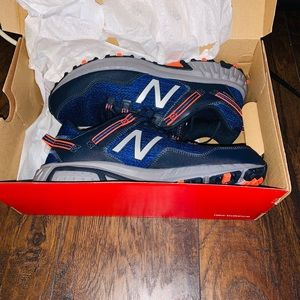 New balance Trail hiking/running shoes